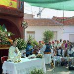 Misa 50ª edición fiestas de La Florida Las Torres de Cotillas1