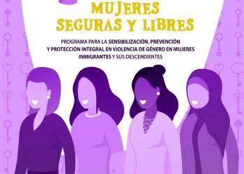 Talleres Mujeres Seguras y libres Las Torres de Cotillas