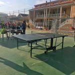Torneo tenis mesa 50ª edición fiestas de La Florida Las Torres de Cotillas