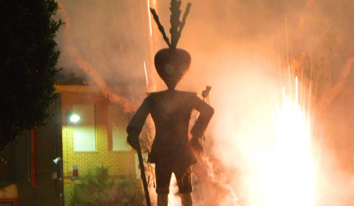Fiestas LTC - fin de fiestas y quema del Raspajo4