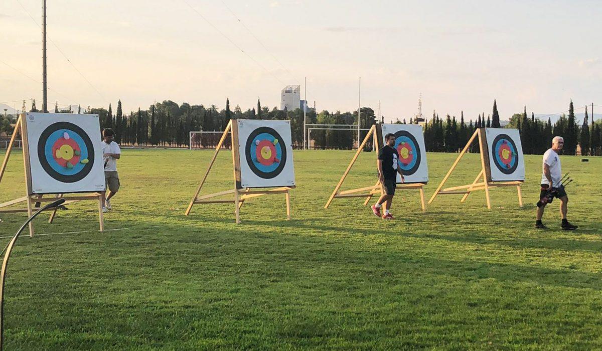 Fiestas LTC - jornada tiro con arco4