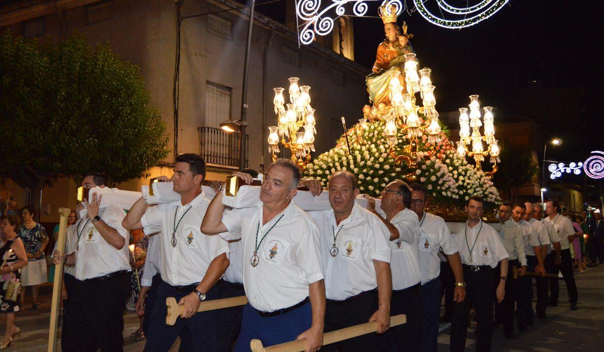 Fiestas LTC - procesión de la patrona6